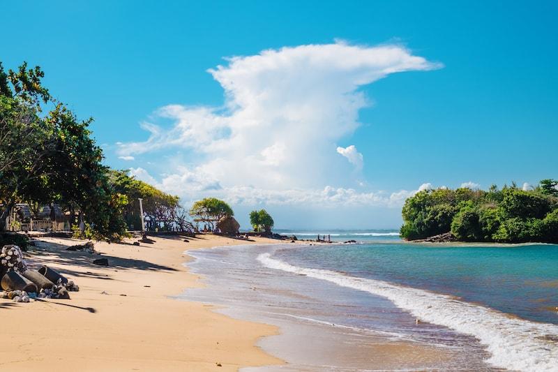 Nusa Dua plage