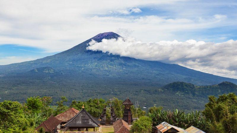 Séjour à Bali, les 6 volcans à voir absolument en Indonésie