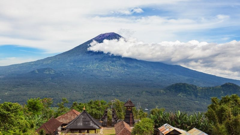 6 volcans à voir absolument à Bali