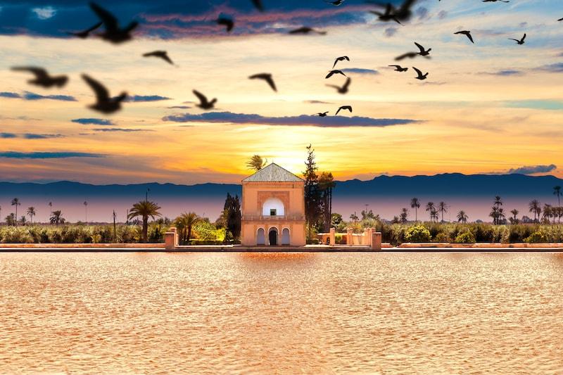 Novembre Marrakech