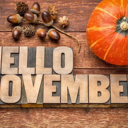 Ou partir en novembre ? Top Meilleures destinations pour Novembre