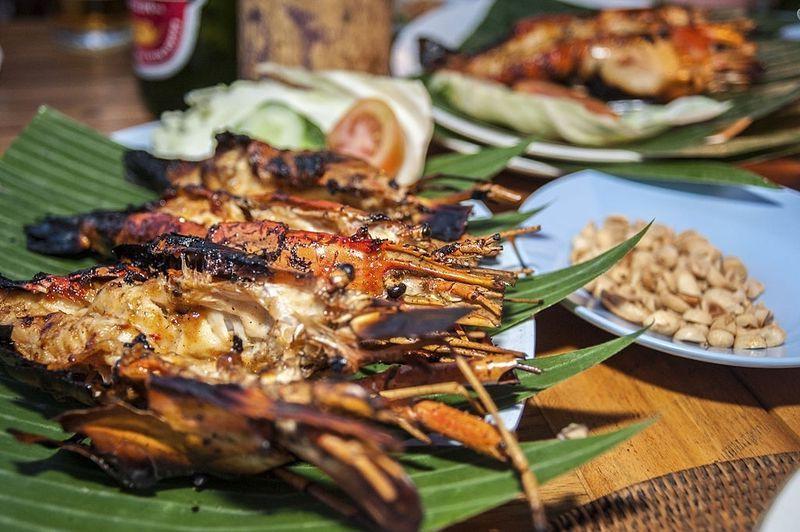 Jimbaran fruits de mer