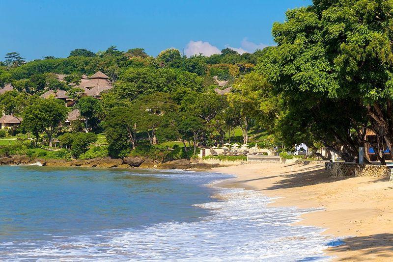 Jimbaran plage