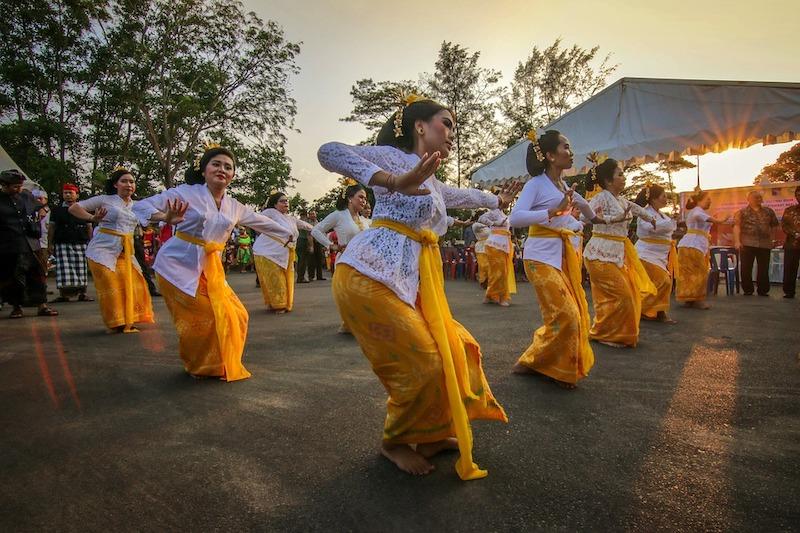 Danse Balinaise