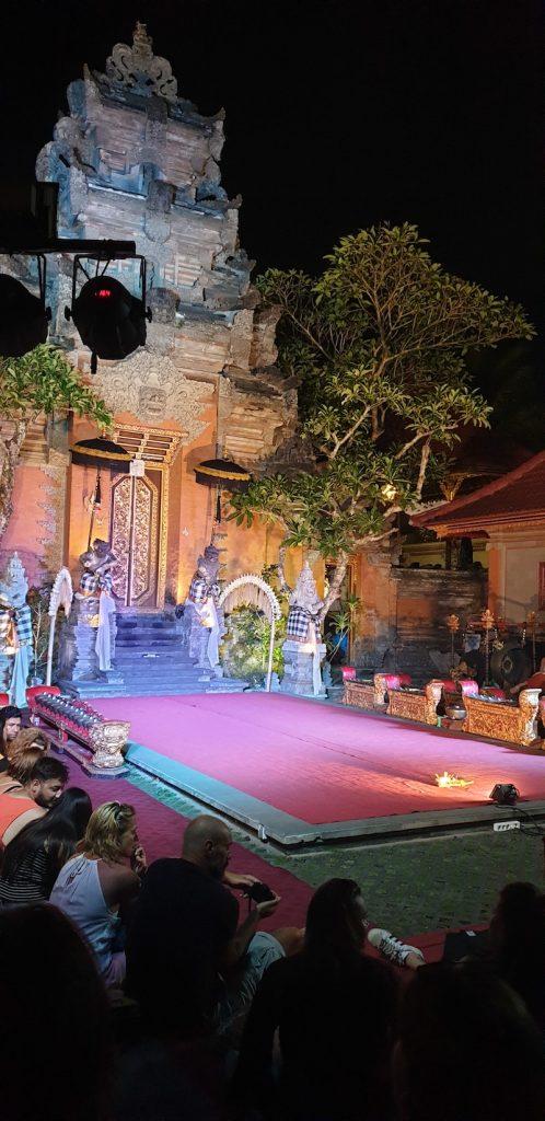 Spectacle Danse Ubud Palais royal