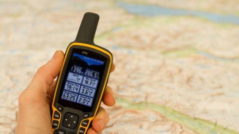 GPS de rando