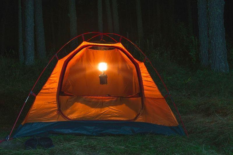 Comment choisir la meilleure lampe de camping ?