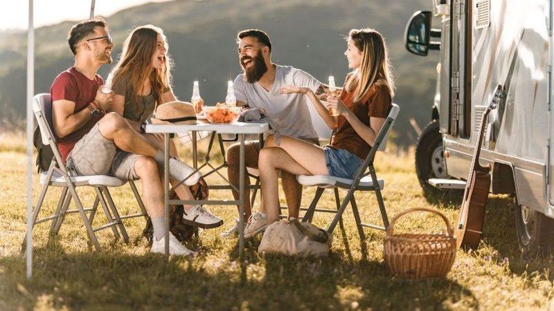 Meilleures tables de camping