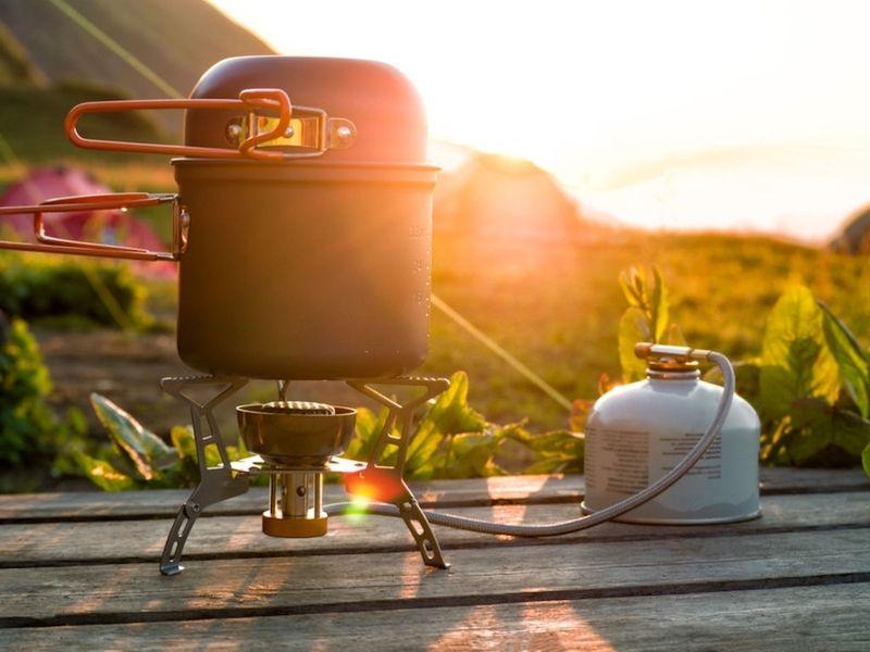 Meilleures poêles et casseroles de camping